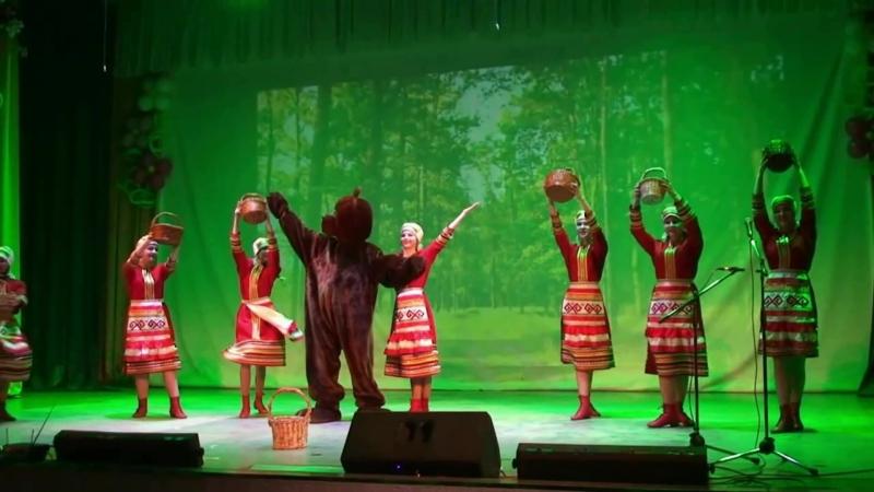 Премьера Мордовский танец