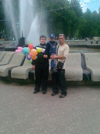 Сергей Балдин, 8 октября 1977, Владимир, id184896608