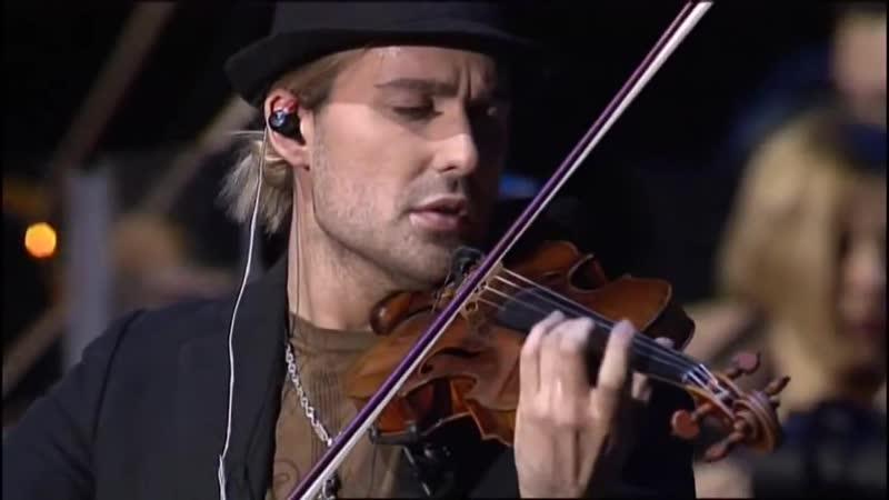 David Garrett AIR (Johann Sebastian Bach)-HD