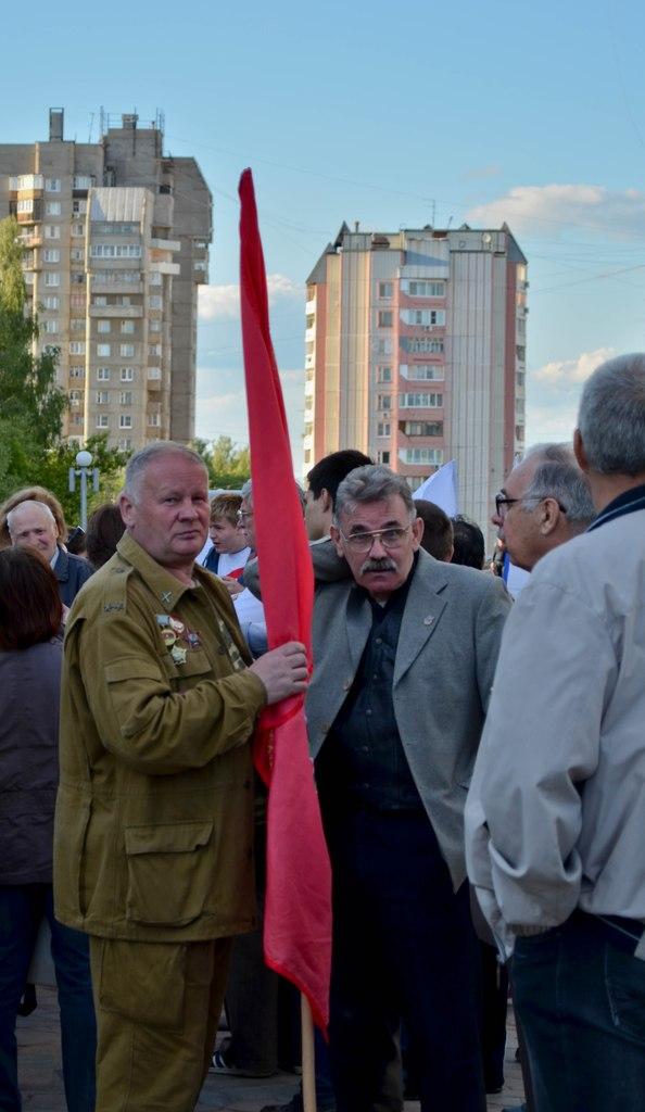 В рязанской Дашково-Песочне прошел народный сход против выбросов в атмосферу