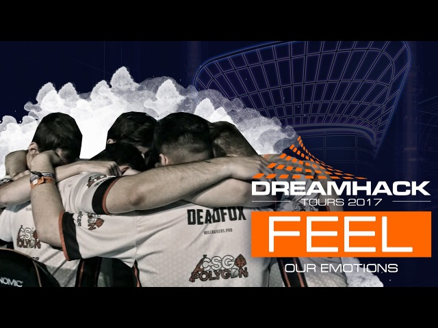 Feel Our Emotions: HellRaisers at Grand Final DreamHack Open Tours 2017