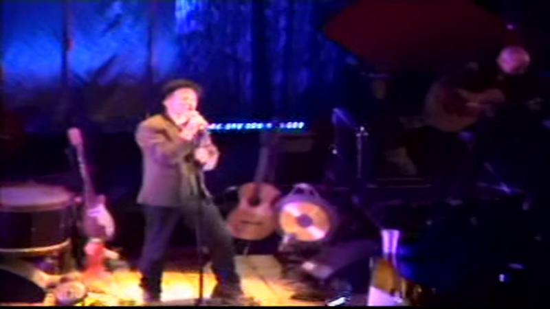 Tom Waits – All The World Is Green – At The Fox Theatre, St. Louis, Mo, June 26, 2008