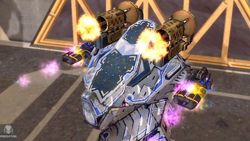 The Best Rhino Build | Halo/Tarans Dominating The Champion League Battlefield | War Robots
