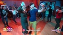 Sergey Agafonov and Victoria Agafonova Salsa Dancing at Rostov For Fun Fest 2018, Monday 05.11.2018