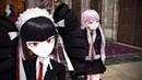 【Danganronpa MMD】Poker Face | Junko, Celestia, Kyoko, Sayaka.