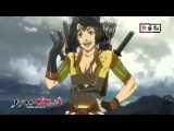 Anuncio de TV para Nobunaga The Fool