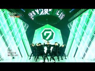 GOT7 - Lullaby @ Music Bank 180921