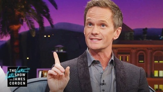 Neil Patrick Harris Used James to Get Out of Jury Duty