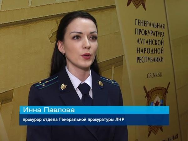 ГТРК ЛНР Жовтневый районный суд Луганска приговорил к 12 годам лишения свободы жителя ЛНР