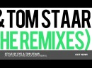 Style of Eye & Tom Staar - After Dark (Hard Rock Sofa Remix) / Wall Records