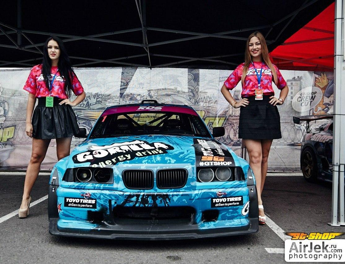 Фото-отчёт с Moscow City Racing 2014