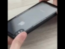 Противоударный чехол закаленное стекло для iPhone