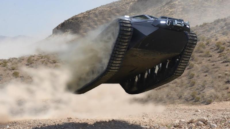 Ripsaw EV2 Super Tank Luxury Vehicle offical Desert footage rc adventure