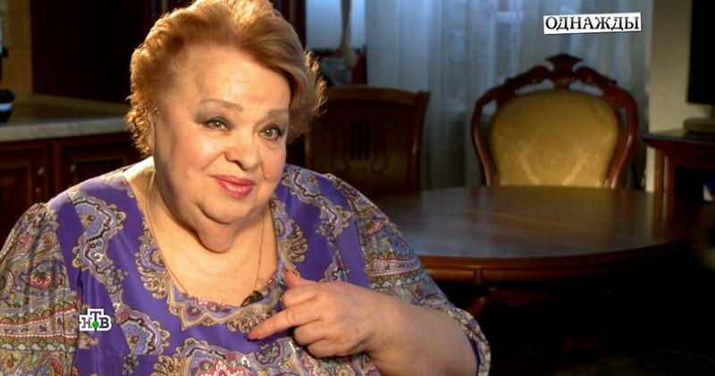 Последнее большое интервью Натальи Крачковской