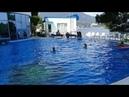 ялта 15 июня 2018.открытый бассейн спа отеля вход 1500р- взр/750р-д.билет на весь день