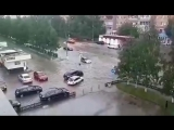 Потоп в Ухте 05.07.2018