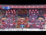 Си Цзиньпин и В.Путин смотрели хоккейный матч между юношескими сборными Китая и России