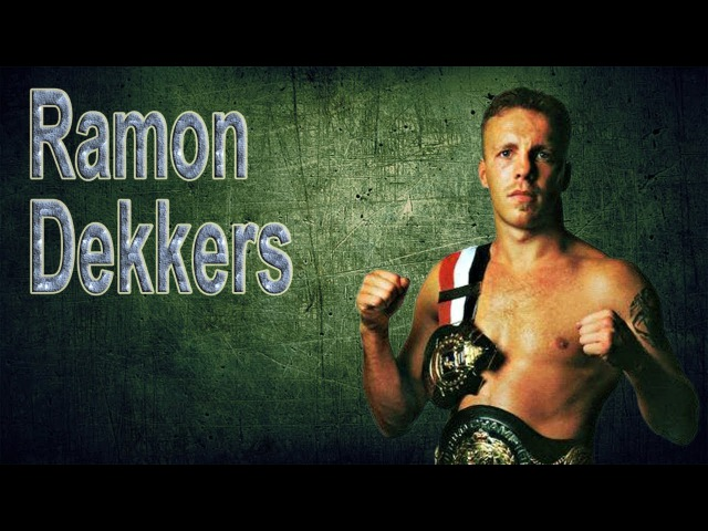 Ramon Dekkers vs Thai | The Windmill from Hell | Part 1