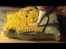 Украшение детского торта. Винни-Пух