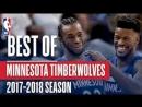 Best of Minnesota Timberwolves 2017-2018 NBA Season