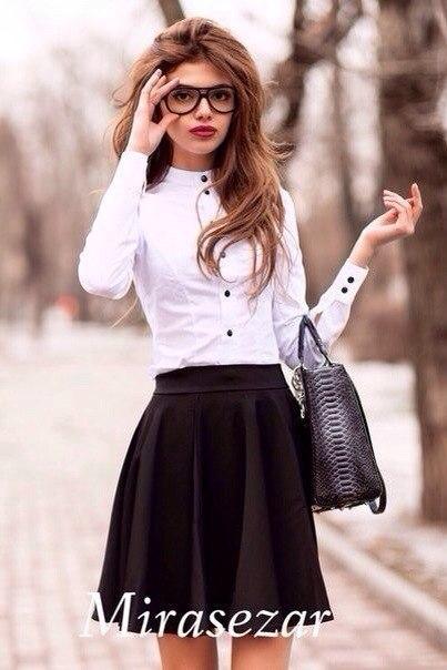 Юбки и кофточки и блузки