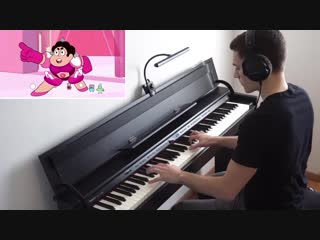 Steven Universe ¦ Familiar Song Piano Cover ¦ Cartoon Network
