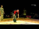 Jr.Boogaloo,Walid vs Kid boogie,Yuzuru at juste debout 2008
