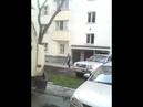 Беспредел во дворе г.Новосибирск ул. Гоголя 41а