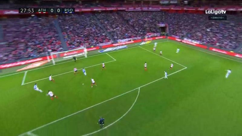 Атлетик Б 0–0 Реал Сосьедад. Обзор матча (Футбол. Чемпионат Испании) 16 декабря