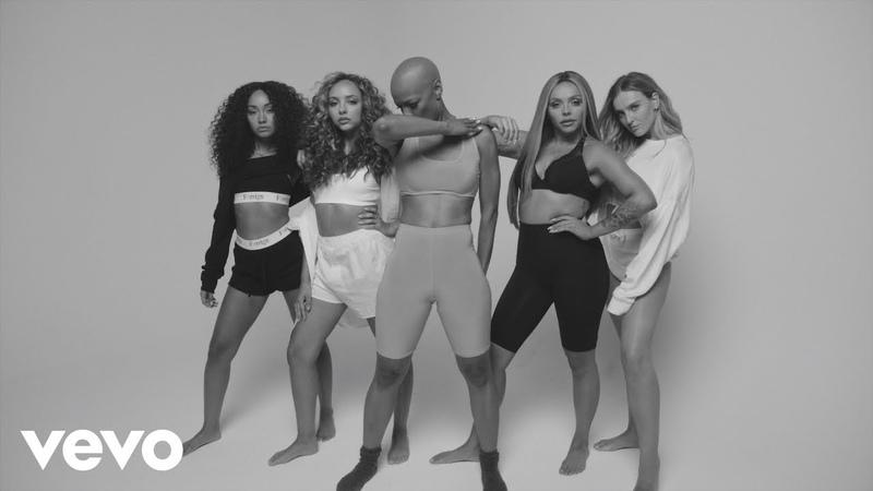 Little Mix - Strip (Official Video) ft. Sharaya J