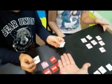 Memory game ( variant1) with 7-8 years old children