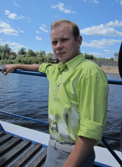 Сергей Носков, 30 января , Пермь, id128861611