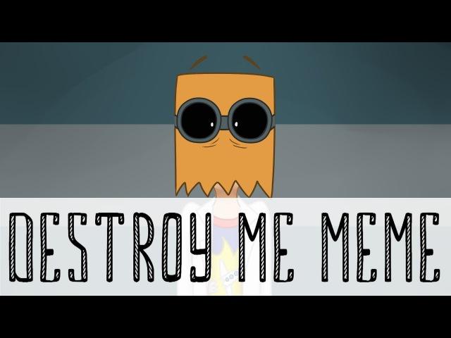 DESTROY ME   Meme [Villainous] (Dr.Flug)