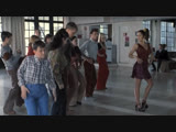 Уроки диско танцев от Сальмы Студия 54 1998