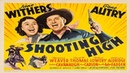 Jane Withers is Shooting High with Gene Autry 🔫🐴
