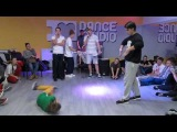I LOVE HIP-HOP BATTLE 1/2 Alexander(win) vs. Deja Vu