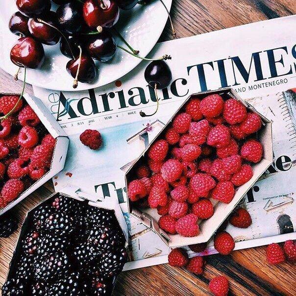 Жми если любишь ягоды!