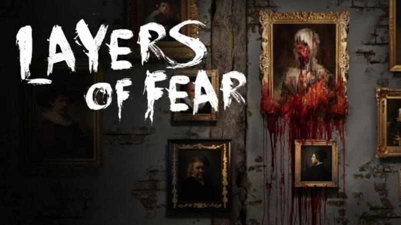 Layers of Fear (stream): 2 Я - художник, я так вижу.