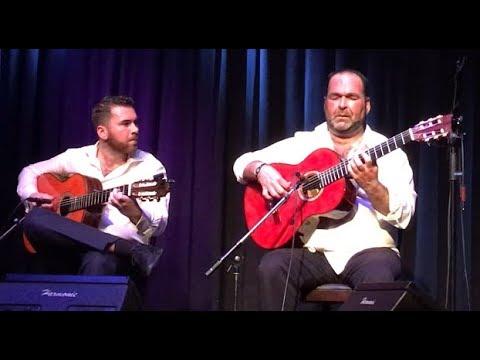 Rafael Cortes - Entre Dos Aguas - Gitarren-Gipfel - Bonn 2018
