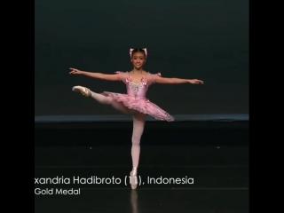 Rebecca Alexandria Hadibroto