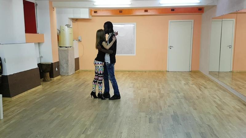 Kizomba Douceur, Thierry Deha Oksana Kostromina