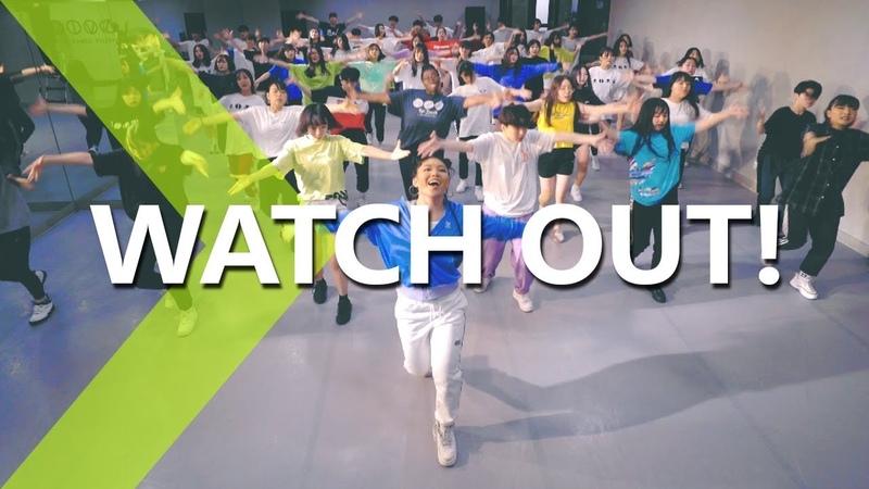 [ Performance ver. ] Rich Brian - Watch Out! LIGI Choreography.