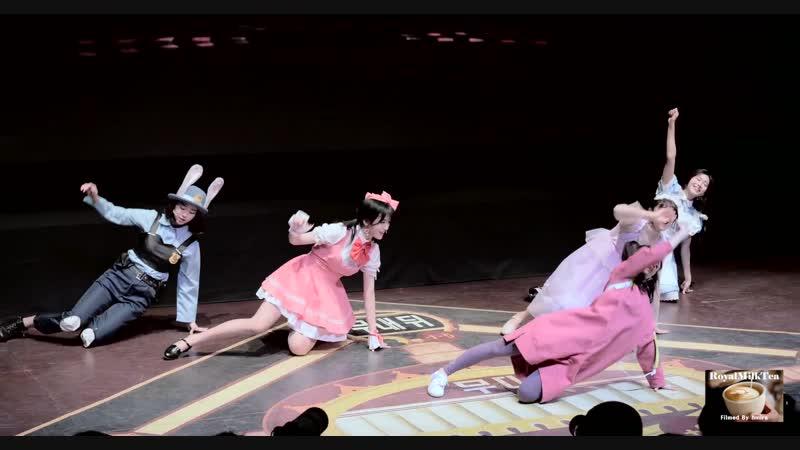 버스터즈 Busters 댄스@버스터즈 1주년 기념 콘서트 BUSTERS LOVELY PARTY