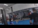 Спарринга в Octa gym