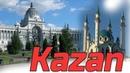 Kazan Russia 4K. City   People   Sights
