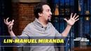 Lin-Manuel Miranda Says Emily Blunt Is Human Sunshine