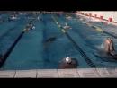 Michael Phelps dolphin kicks