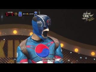 [Türkçe Altyazılı] King of Mask Singer 63. Bölüm - Myungsoo