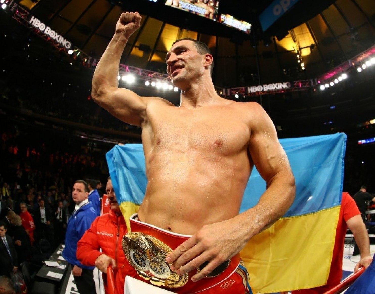 Сьогодні 40 років Олімпійському чемпіону з боксу - Володимиру Кличку!  Щиро вітаю і бажаю нових перемог, чемпіоне!
