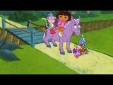 Даша-путешественница / Даша-следопыт / Dora the Explorer - 1 сезон 26 серия